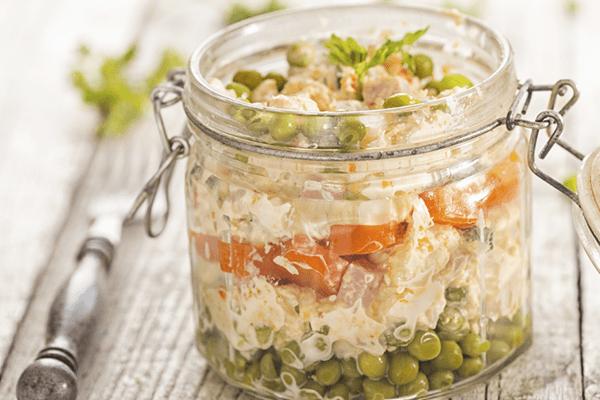 レシピ-ポテトサラダの作り方