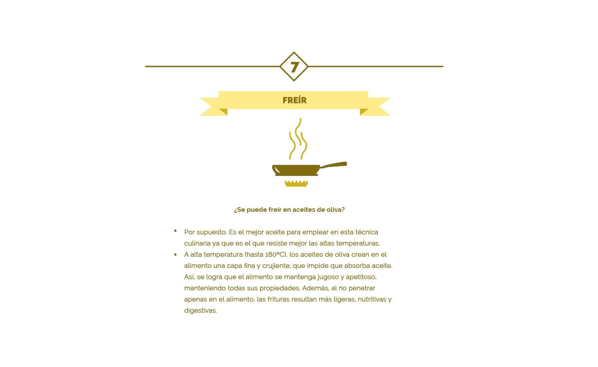 temperatura freir aceite de oliva