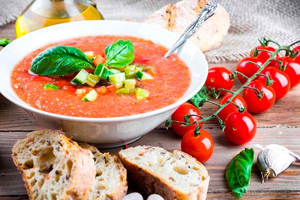 recetas de verano aceites de oliva de espa a