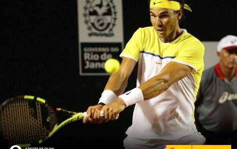 Rafa Nadal en Rio Open 2016