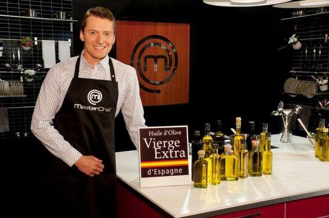 Master Chef, aceites de oliva
