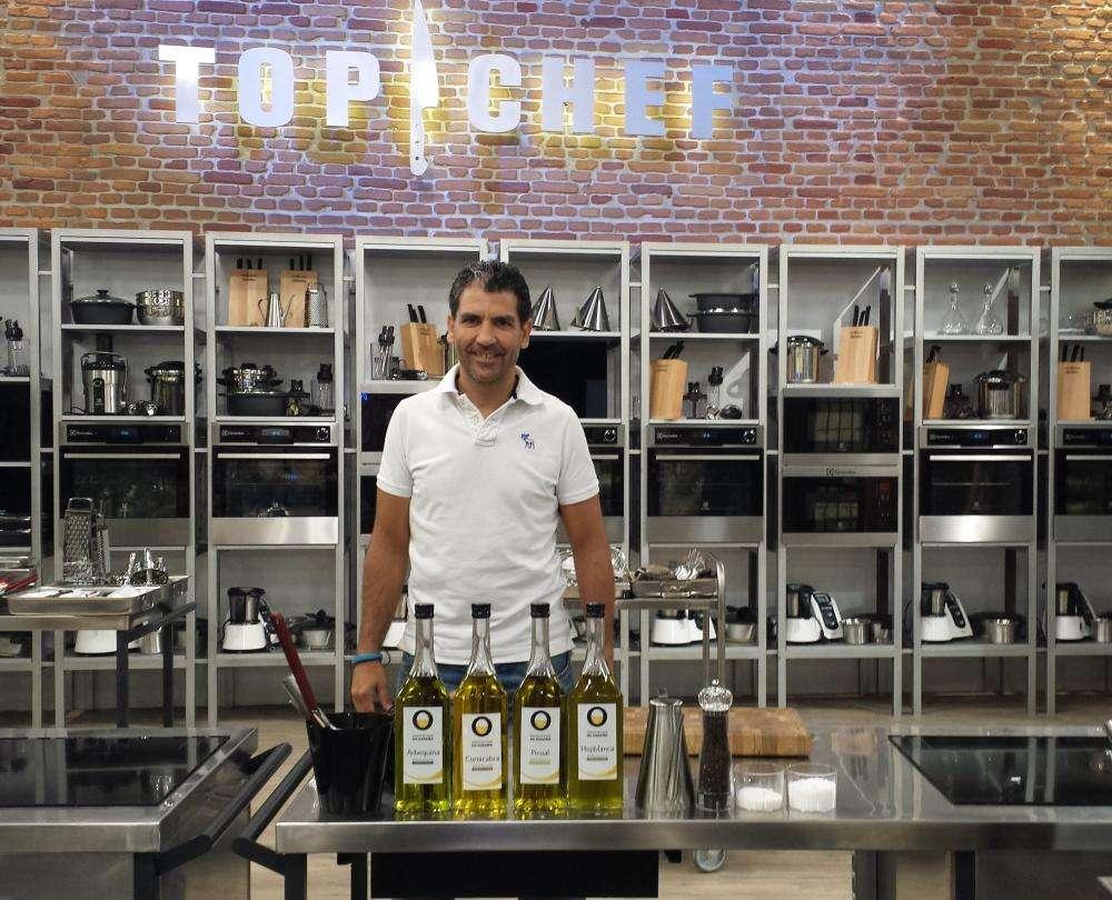 Campaña en 1ª edición de TOP CHEF 2013