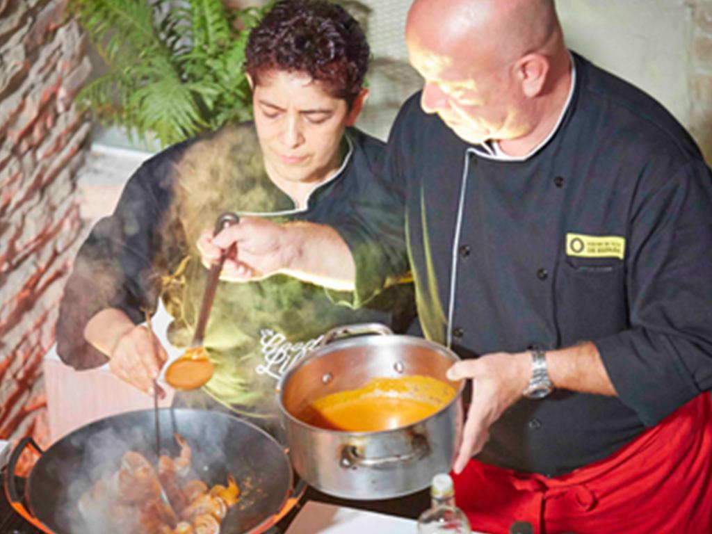 Cocinando con el Chef Gerardo Vázquez