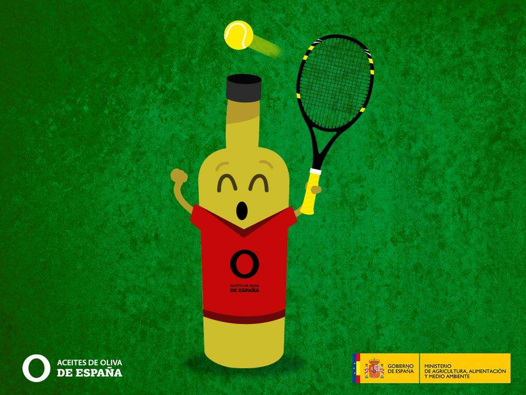 Gana una raqueta firmada por Rafa Nadal