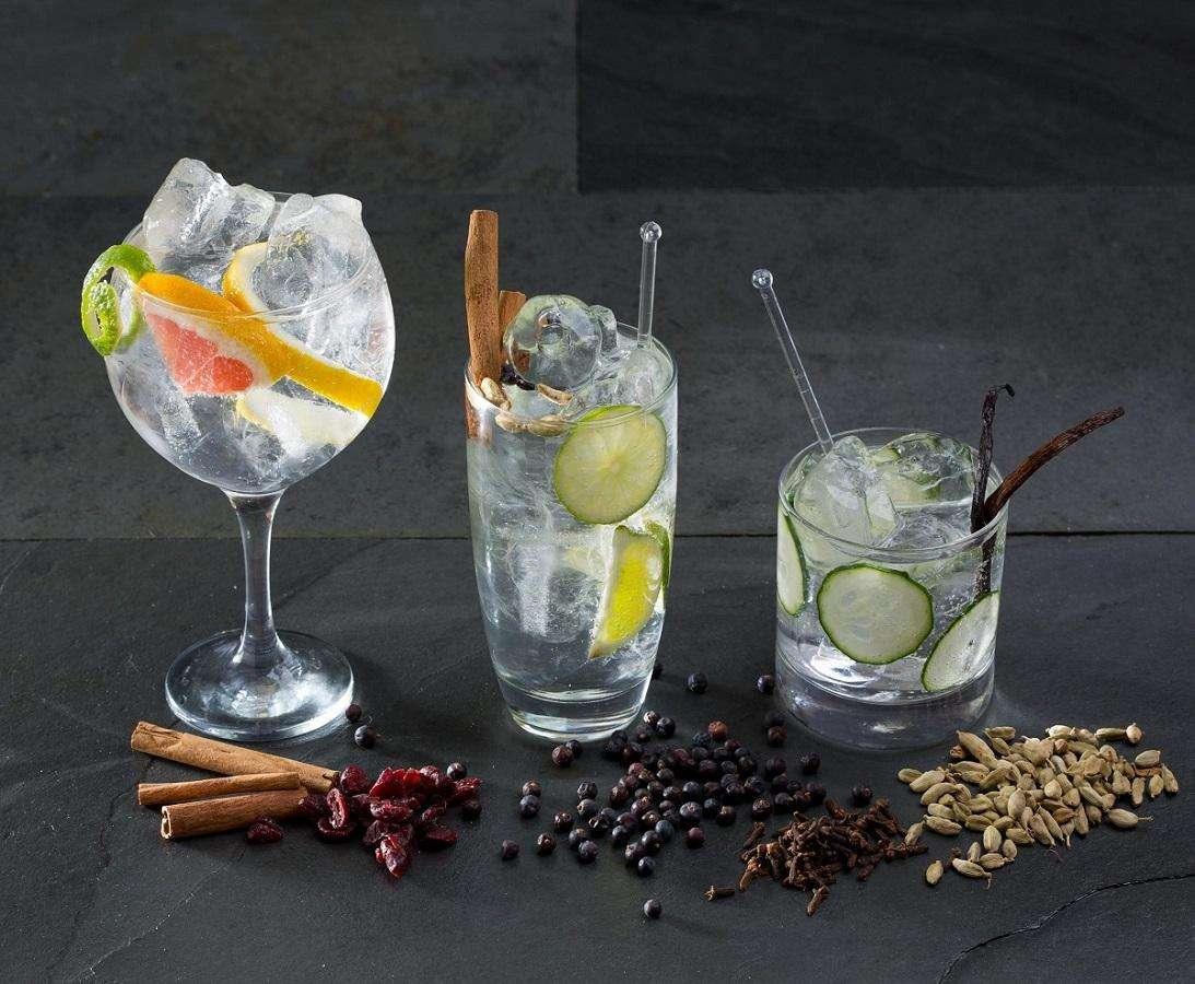 Gin Tonic con aceite de oliva