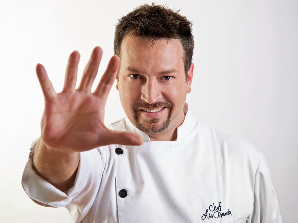 Chef Luis Aranda