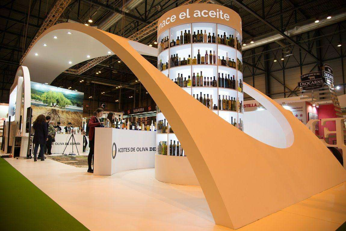 Aceites de Oliva de España presentó la iniciativa Donde nace el aceite en el Salón Internacional del Club de Gourmets 2016