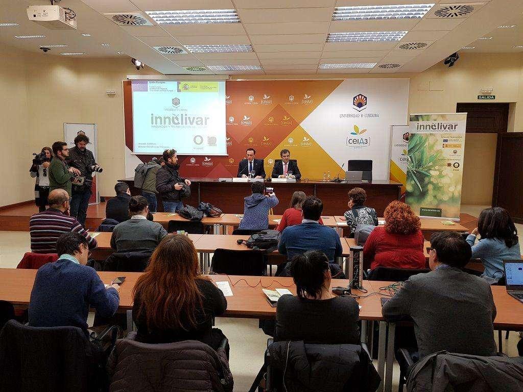 La Interprofesional del Aceite de Oliva colabora en el proyecto Innolivar
