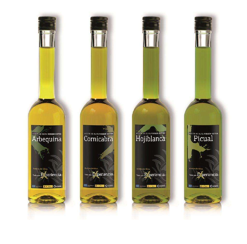 Las distintas varieades de aceite de oliva virgen extra maridan a la perfección con las legumbres