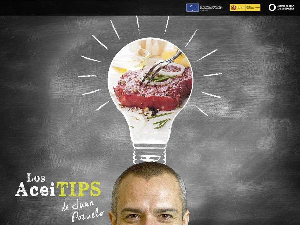 Los Aceitips, ideas brillantes para sacar todo su partido a los aceites de oliva