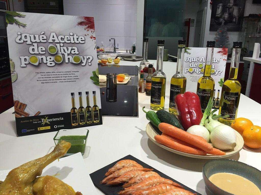 Para una Navidad sabrosa y saludable, cocina tus salsas con Aceites de Olivar
