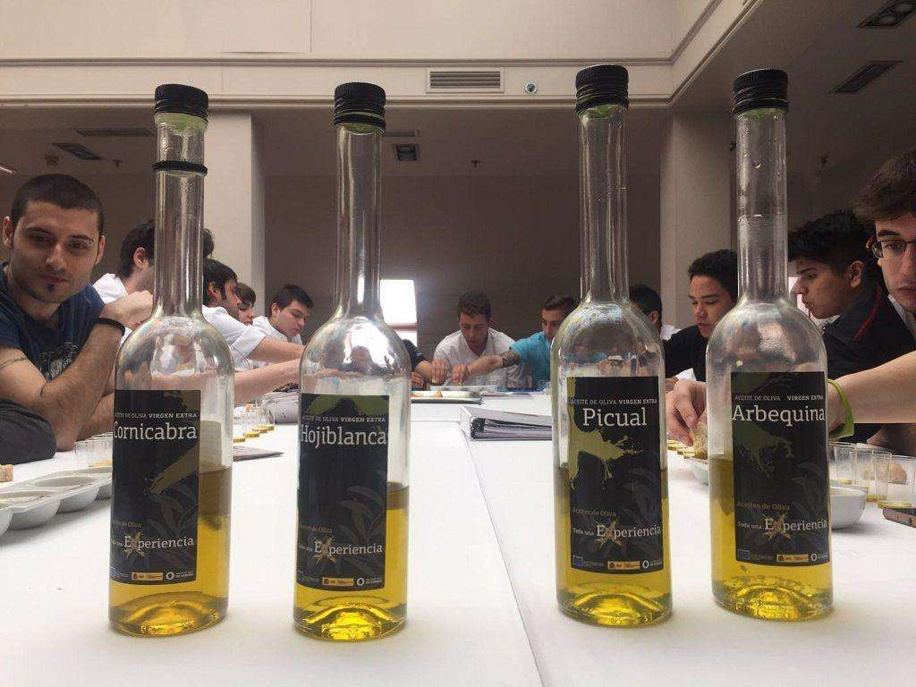 Variedades de aceites de oliva virgen extra para innovar en el gazpacho