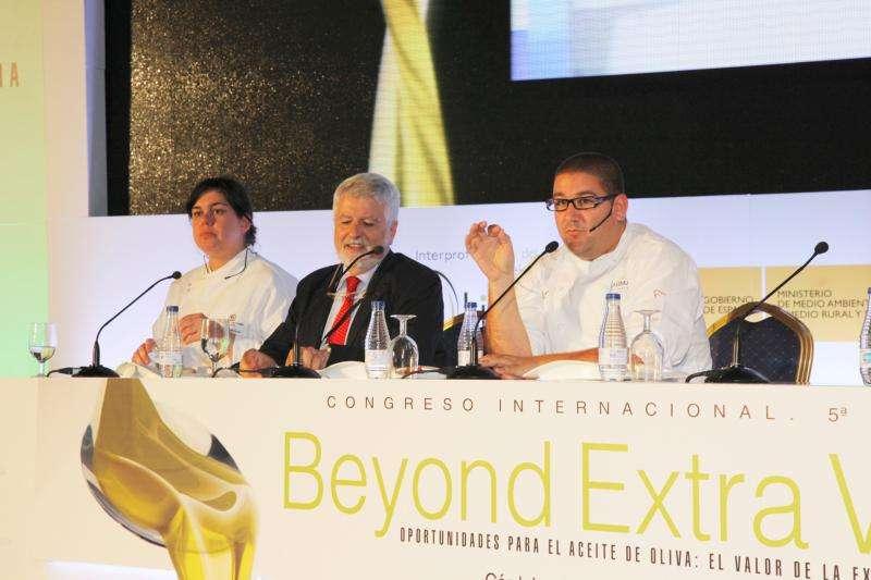 V Edición Congreso Beyond Extra Virgin, donde 200 expertos abordaron el aceite de oliva desde todas las perspectivas