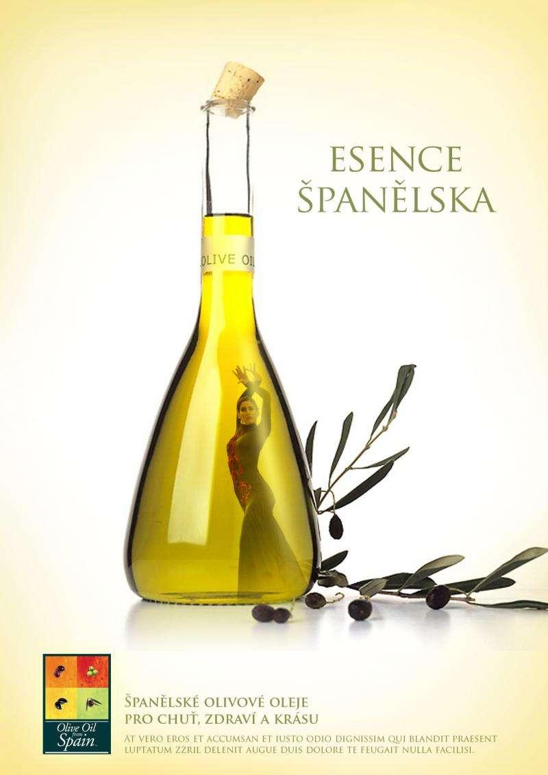 Stand aceites de oliva