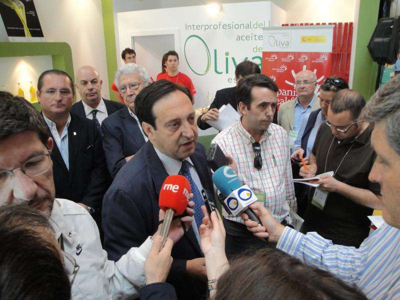 Stand Interprofesional del aceite de oliva
