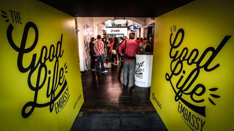 evento good life embassy aceites de oliva