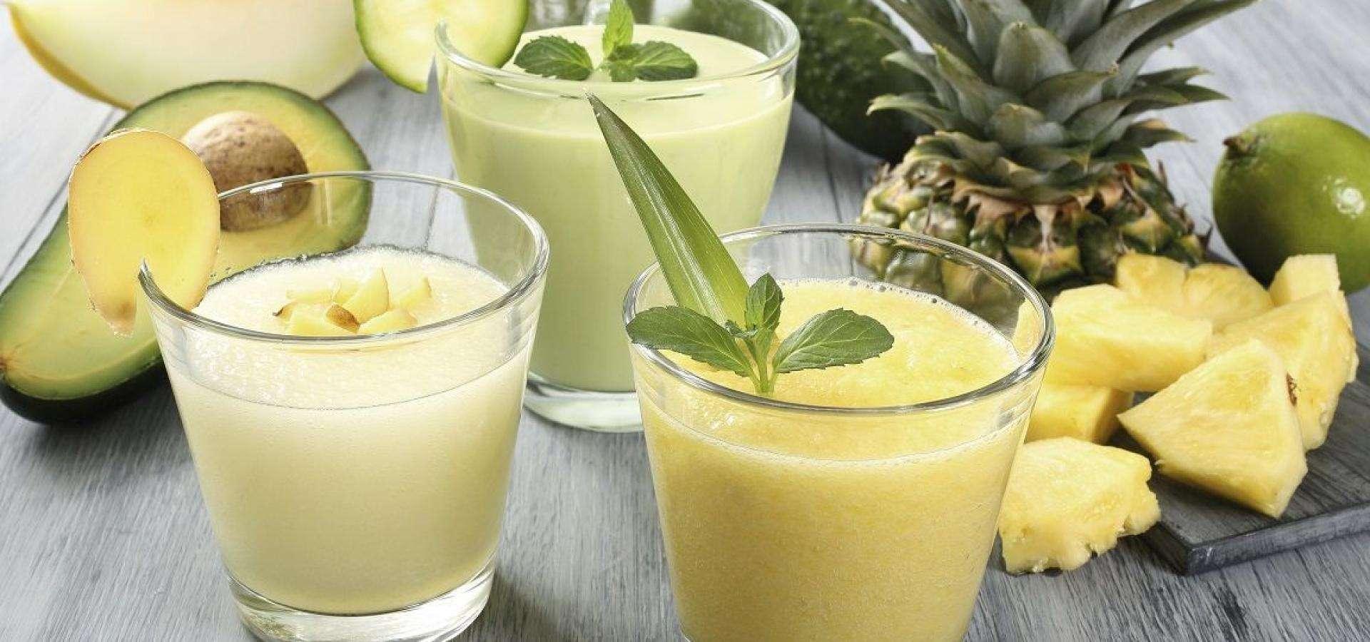 Receta de Olive Detox Tropical