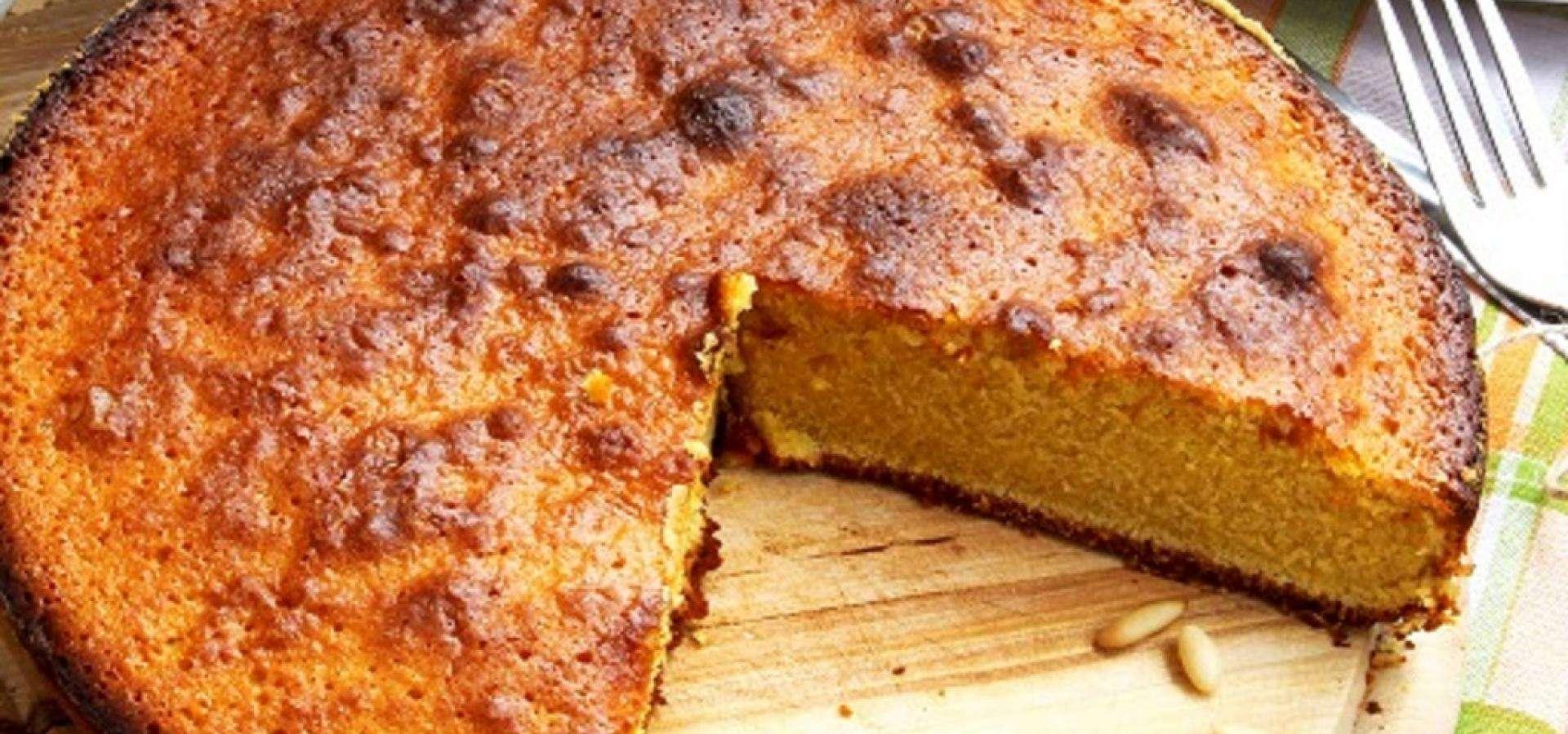 Receta de torta de Elote