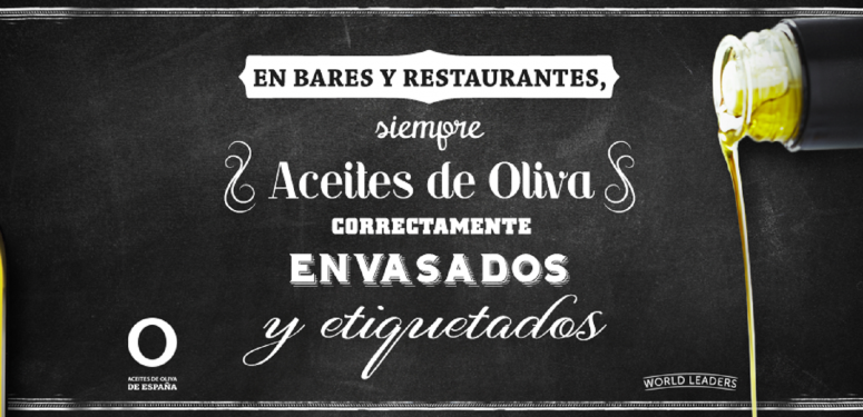 Campaña PEEERDONA de Aceites de Oliva de España