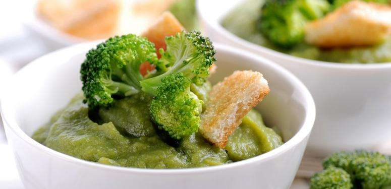 Broccoli mousse recipe