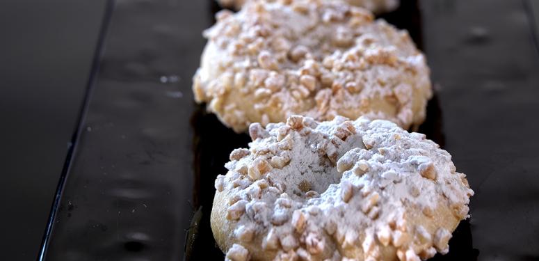 rosquillas de almendras