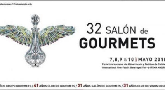 Visítanos en nuestro stand en el Salón Gourmets. Pabellón 6, stand 6D20