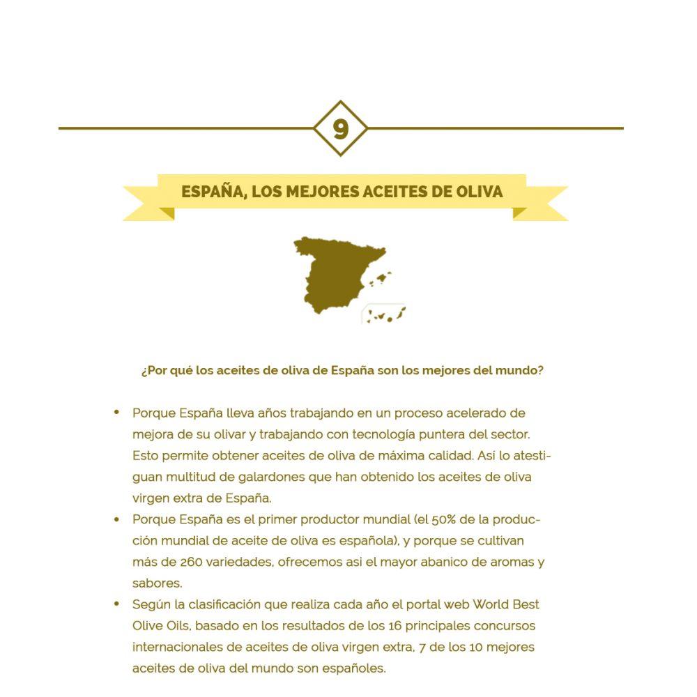09 – Las 10 claves del aceite de oliva