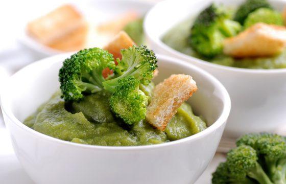 Mousse de Brócoli