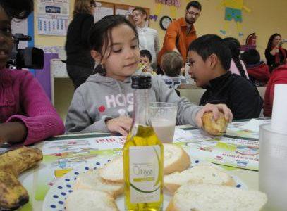 """""""Desayuno Saludable"""" en las escuelas (de la Comunidad de Madrid)"""