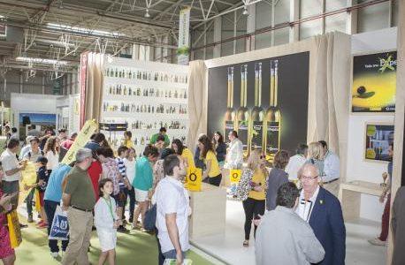 Aceites de Oliva de España en EXPOLIVA 2015 Jaén