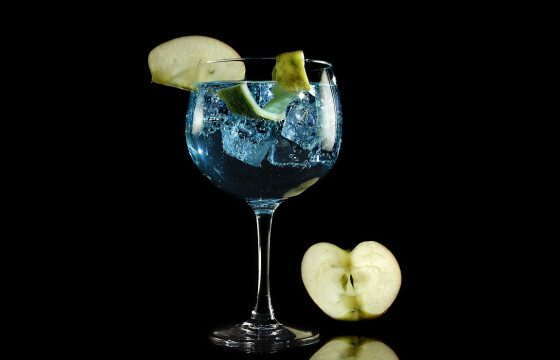 Gin Tonic con arbequina