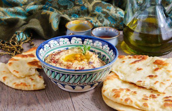 Hummus de Dominika Paleta