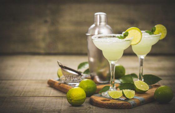 Margarita con hojiblanca