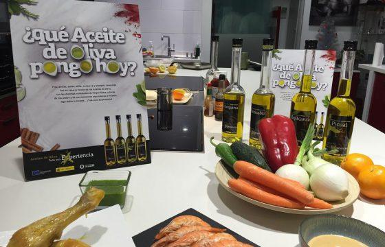 Para una Navidad sabrosa y saludable, cocina tus salsas con Aceites de Oliva