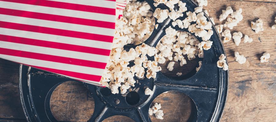 Platos de cine para disfrutar de las mejores películas
