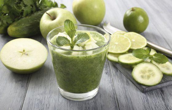 Olive Detox Vegetal