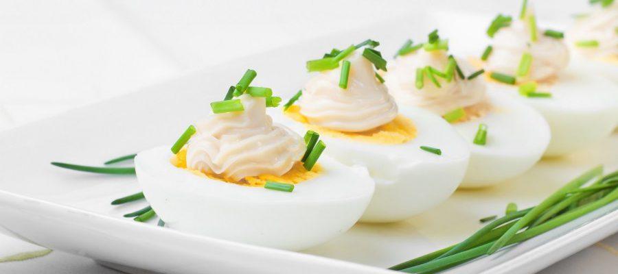 5 recetas de verano con huevo duro