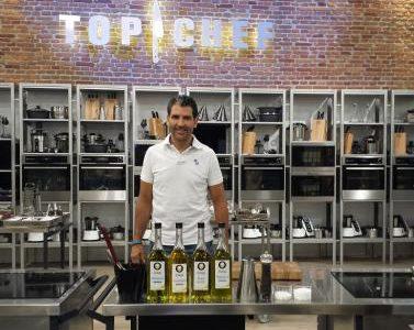 Campaña en la primera edición de TOP CHEF (2013)