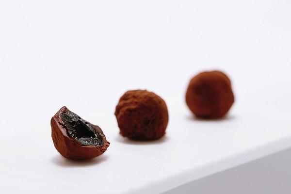 Bombones de chocolate Joanna Artieda