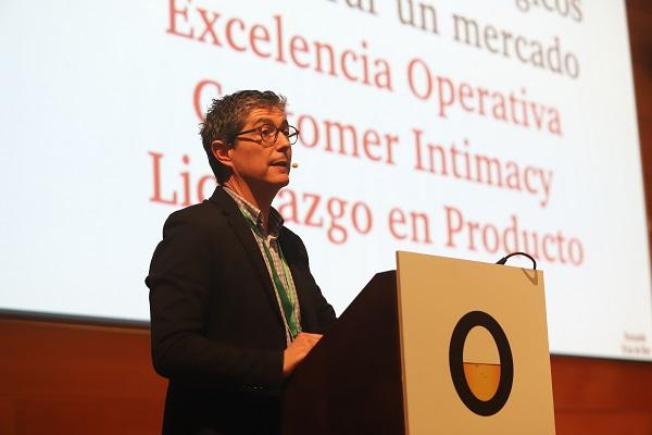 El economista Fernando Trías de Bes