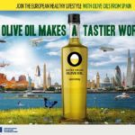 Campaña de promoción Olive Oil Makes a tastier World en Estados Unidos
