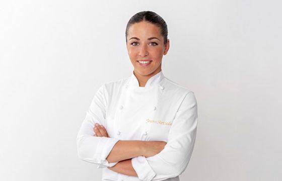 """Joanna Artieda, Premio a la Mejor Chef Española 2016: """"Soy fan de un clásico: ¡Chocolate, aceite de oliva virgen extra y sal!"""""""