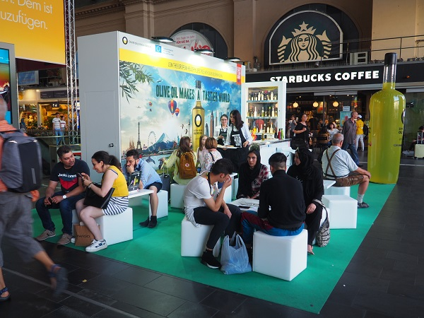 Olive Oil Lounge en Frankfurt