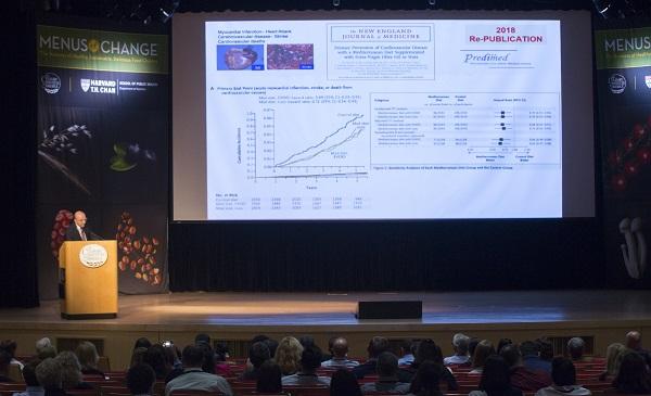 La Conferencia Menus of Change dedica su atención a la Dieta Mediterránea