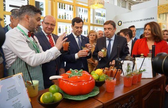 La Organización Interprofesional del Aceite de Oliva Español celebra 10 años de éxitos del sector en Expoliva 2019