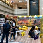 El Olive Oil Lounge llega al aeropuerto de Haneda, Japón