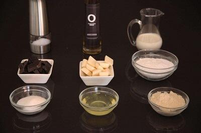 Ingredientes para Macarons