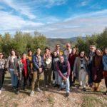 Periodistas británicos, alemanes y españoles viajan a Córdoba para conocer más sobre la cultura de los Aceites de Oliva