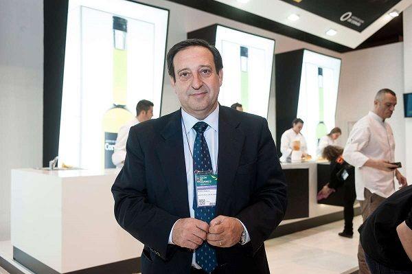 Pedro Barato, Presidente de la Interprofesional del Aceite de Oliva español.