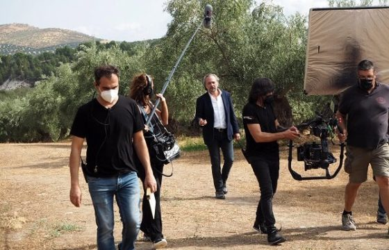 El actor José Coronado protagoniza la nueva campaña de promoción de la Interprofesional del Aceite de Oliva Español